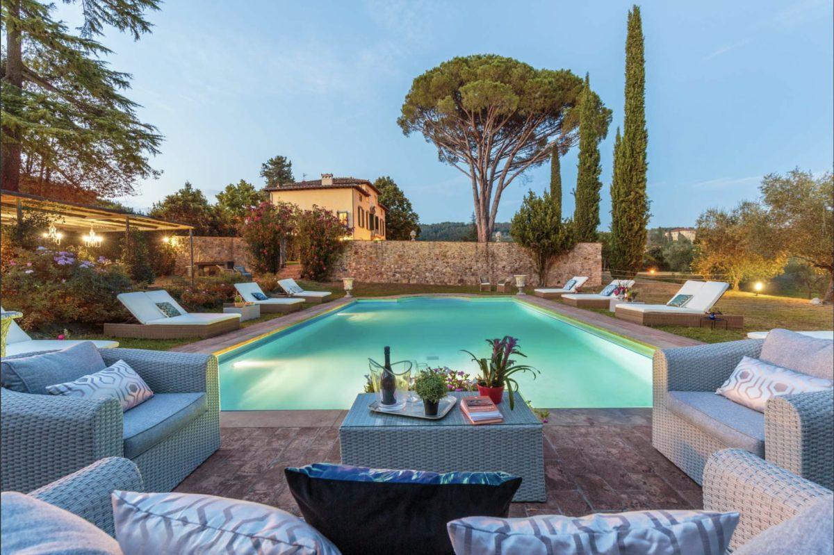 Location de maison de vacances, Onoliving, Villa Lucrezia, Italie, Toscane - Lucca