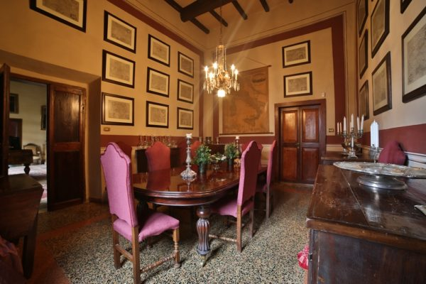 Location de maison, Villa Virterbo, Onoliving, Italie, Latium, Viterbe