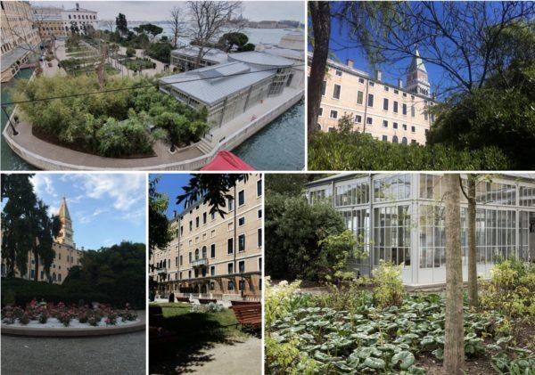 Les Jardins Royaux de Venise, Carnet de Voyages, Onoliving