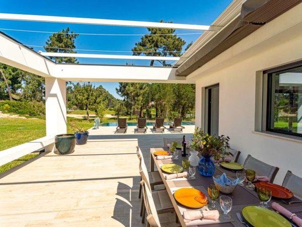 Location maison de vacances, Villa Carmina Onoliving, Portugal, Lisbonne, Aroeira