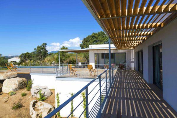 Location de maison, Villa Cléonice, Onoliving, Corse - Porto Vecchio