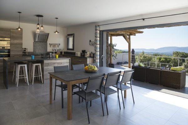 Location de maison, Villa Oda, Onoliving, Corse - Porto Vecchio