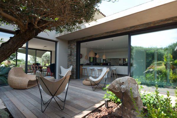 Location de maison, Villa Tosca, Onoliving, Corse - Porto Vecchio