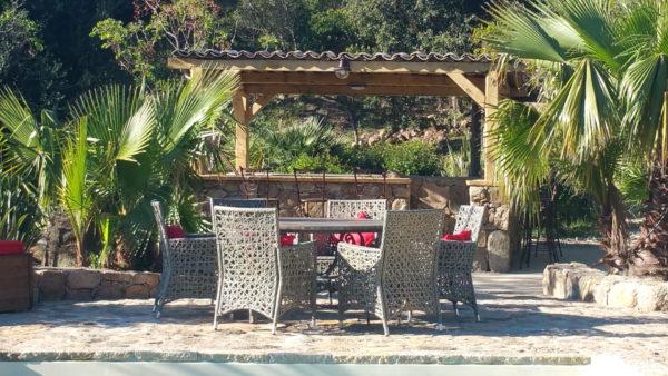 Location de maison, Villa Virginia, Onoliving, Corse - Porto Vecchio