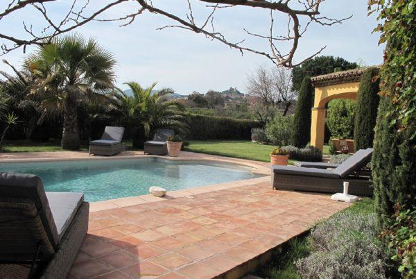 Location Villa Vacances, Villa Laurine, Onoliving, Côte d'Azur, Saint Tropez, France