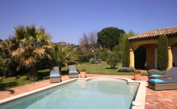 Location Villa Vacances, Onoliving, Côte d'Azur, Saint Tropez, France