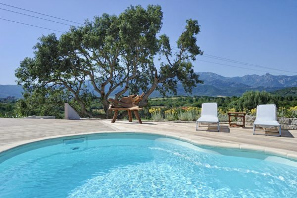 Location Maison de Vacances, Villa Orine, Onoliving, Corse - Figari