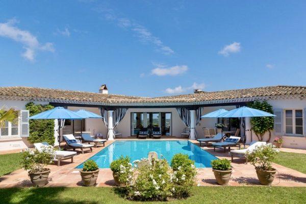 Location Villa Vacances, Villa Gala, Onoliving, Côte d'Azur, St Tropez, France