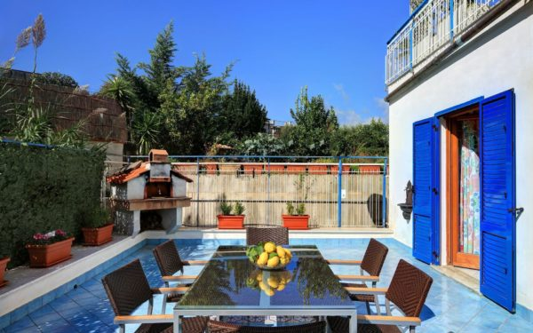 Location Maison de Vacances Sorino , Onoliving, Campanie, Sorrente, Italie