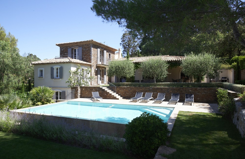 Location Villa Vacances - Villa de La Mer Onoliving - Côte d'Azur - La Croix Valmer - France