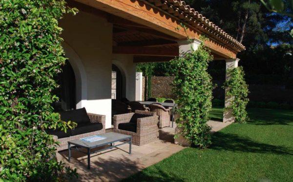 Location Villa Vacances, Villa de La Mer, Onoliving, Côte d'Azur, St Tropez, France