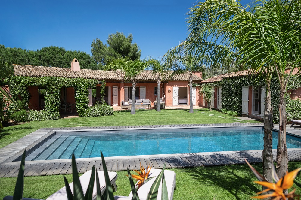 Location Maison de Vacances - Pierrette - Onoliving - Côte d'Azur - St Tropez - France
