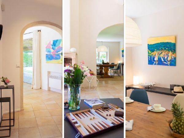 Location Maison de Vacances, Pierrette, Onoliving, Côte d'Azur, St Tropez, France