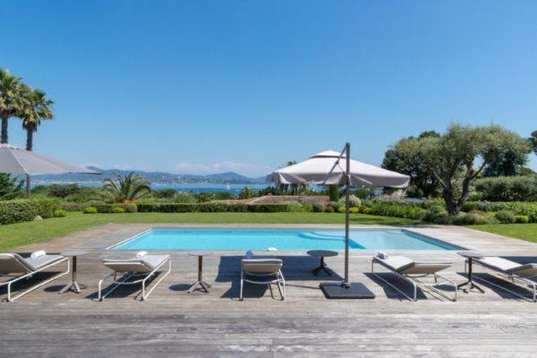 Location Maison de Vacances - Villa La Baie, Onoliving - Côte d'Azur - St Tropez - France