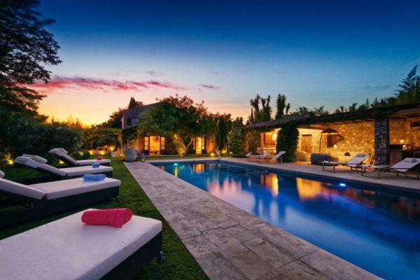 Location Maison de Vacances, Villa Leonne, Onoliving, Côte d'Azur, St Tropez, France