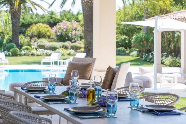 Location Maison de Vacances, Villa Mado, Onoliving, Côte d'Azur, St Tropez, France