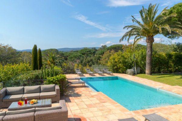 Location Maison Vacances, Villa Marielle, Onoliving, Côte d'Azur, St Tropez, France