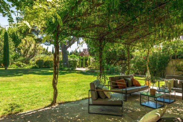 Location Maison de Vacances-Onoliving-Mas Maune-France-Provence- Saint Rémy de Provence