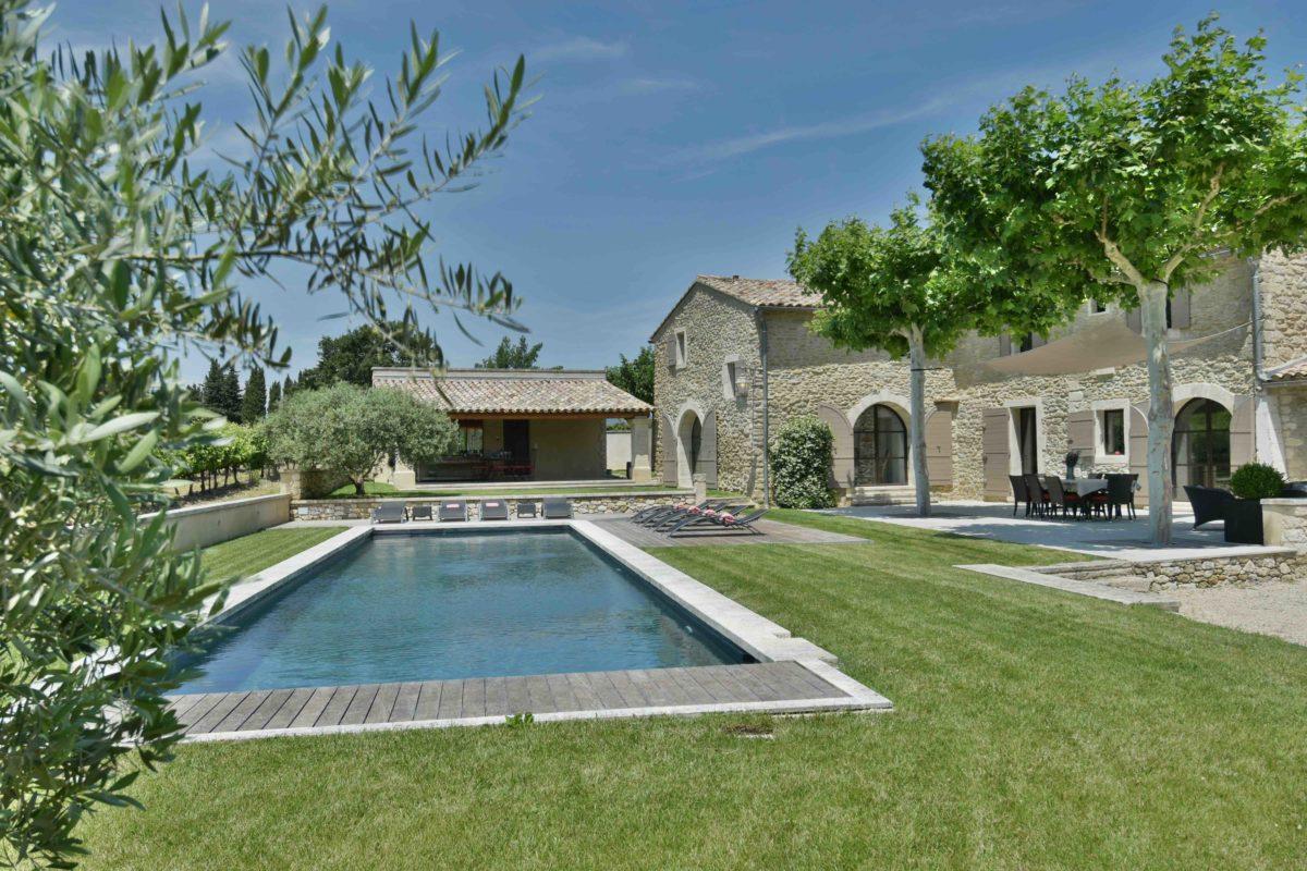 Location de Maison Vacances, Onoliving, Mas Oppo, Provence - Oppède