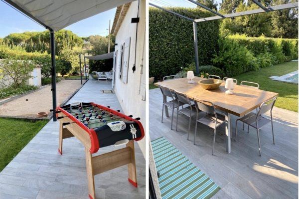 Location Maison de Vacances - Villa Ernest - Onoliving, Côte d'Azur - St Tropez - France