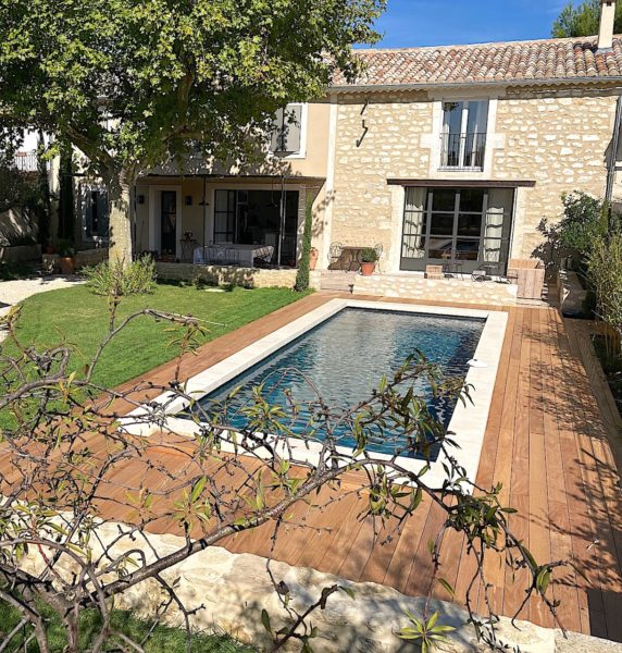 Location Maison de Vacances - Mas Moura - Onoliving - Provence - Mouriès - France