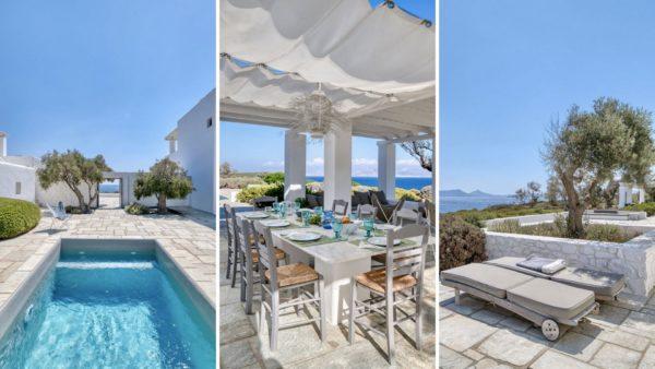 Location de Maison Vacances- Villa 9363 - Onoliving - Grèce - Cyclades - Paros