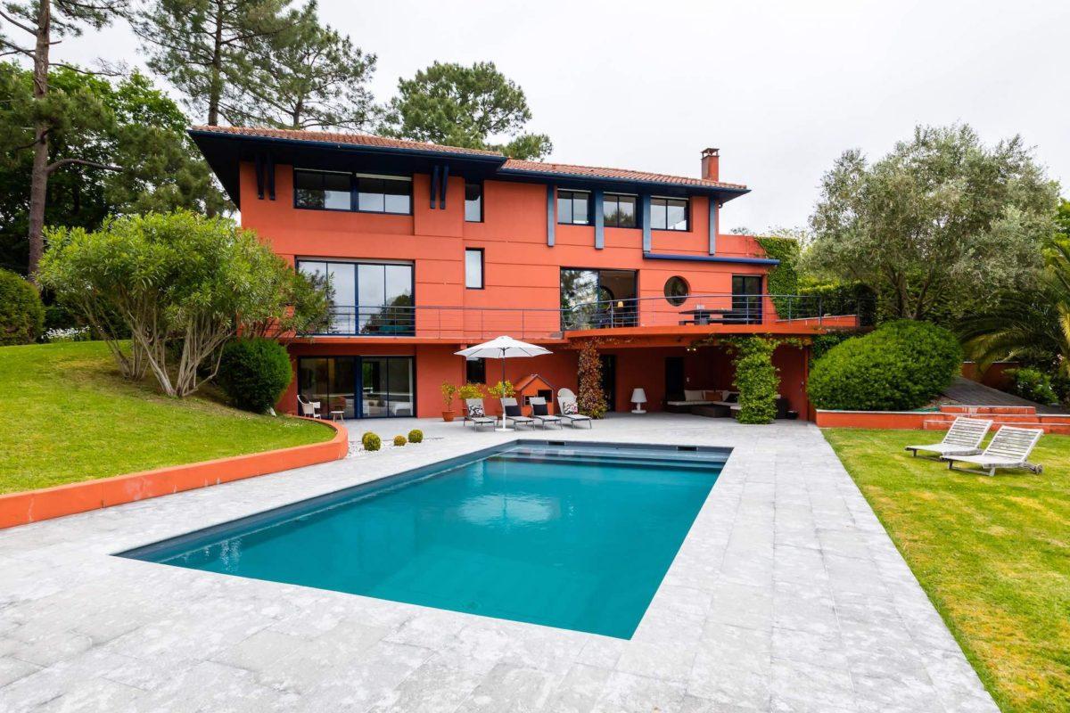Location Maison de Vacances - VillaBID01 - Onoliving-Sud Ouest - Bidart - France
