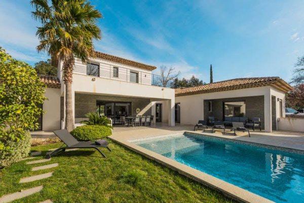 Location Maison de Vacances - Villa Roma - Onoliving - Côte d'Azur - Sainte Maxime - France