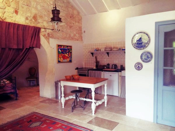 Location Maison de Vacances-Villa Lavande-Onoliving-Maussane-Provence-France