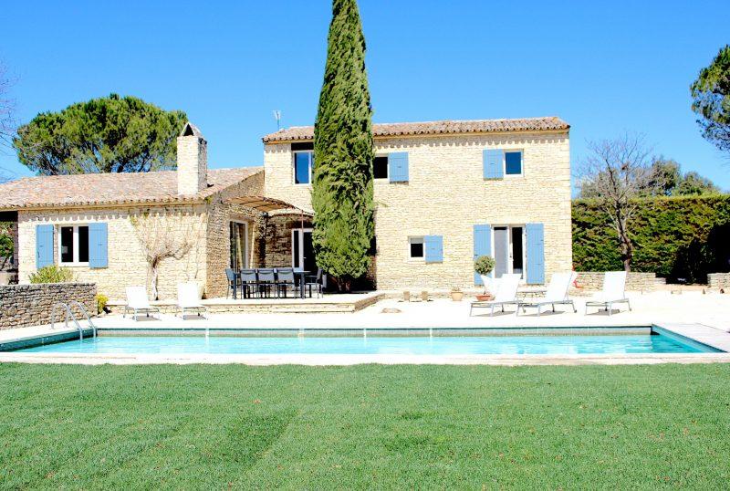 Location Maison de Vacances-Mas Beth-Onoliving-Provence-Gordes-France