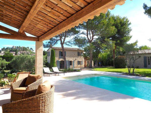 Location Maison de Vacances-Mas Malice- Onoliving-Provence-Eygalières-France