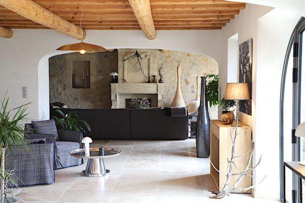 Location Maison de Vacances-Mas Noe-Onoliving-Provence-Maussane-France