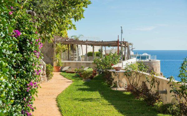 Location de Maison de Vacances-Villa Paradiso-Onoliving-Italie-Campanie-Maiori