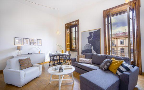 Location de maison-Onoliving-Casa Archie-Italie-Campanie-Naples Centre